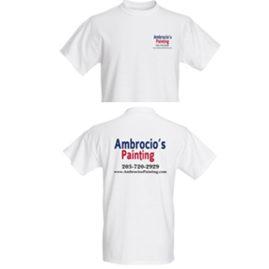 Custom T-shirts Painting Company