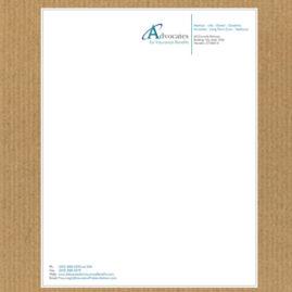 Letterhead | Insurance Company