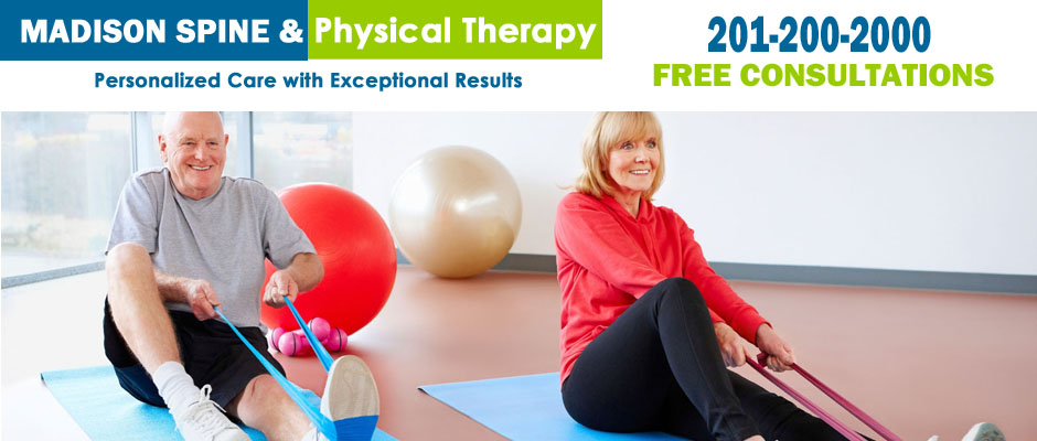 Madison SPine Physical Therapy Website Design by Tristate Business Solutions