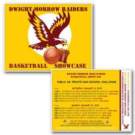 Post Cards | Dwight Morrow High School Basketball Showcase