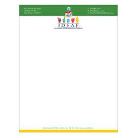 Business Stationery Non Profit Organization