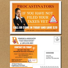 Post Cards – Accounting CPA