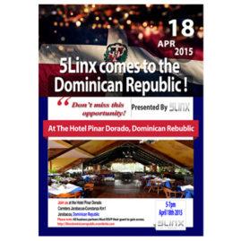 Flyer Design | 5LINX