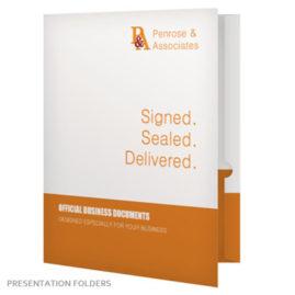 Custom Client Document Folders