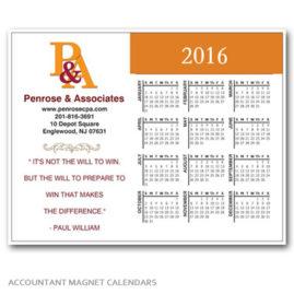 CPA Calendars