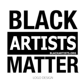 Logo Design | Black Artists Matter