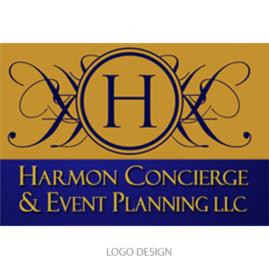 Logo Design | Harmon Concierge
