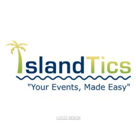 Logo Design | Island Tics