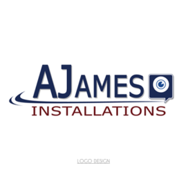 Logo Design James Installation