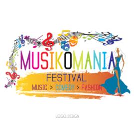 Musikomania Festival Logo