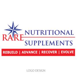 Logo Design | Rare Supplements
