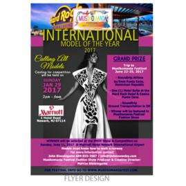 Flyer Design Fashion Show
