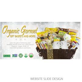 Website Slide Gourmet Gift Baskets