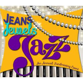 Jeans Jewels Jazz Logo Option